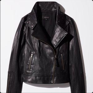Makage leather jacket